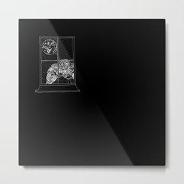 Sleep Paralysis Metal Print