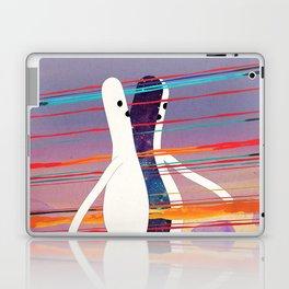 i m p r o v v i s a m e n t e - t a g l i a t o Laptop & iPad Skin