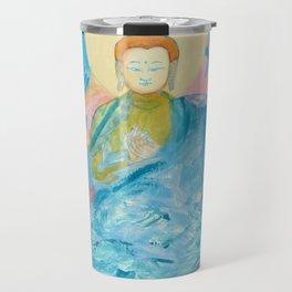 BUDDHA OF GENTLENESS Travel Mug