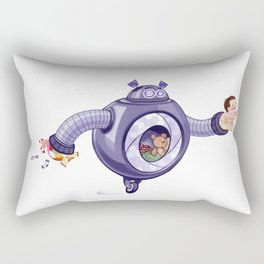 TIDYBOT Rectangular Pillow
