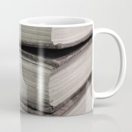 Hard Bound Pages  Coffee Mug