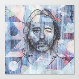 Thom Yorke - Where I End and You Begin Canvas Print