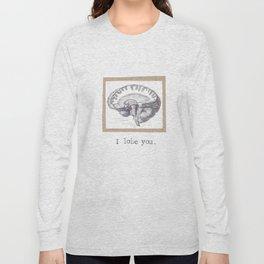 I Lobe You Long Sleeve T-shirt