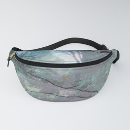 """""""Eagle In The Mist"""" Fanny Pack"""