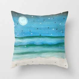 skyscapes 17 Throw Pillow
