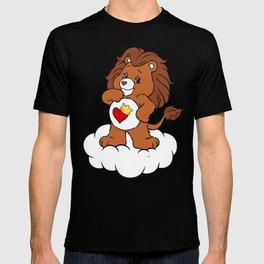Brave Heart Lion T-shirt
