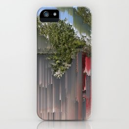 Interference #3 iPhone Case