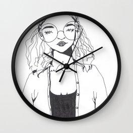 Fondly Wall Clock