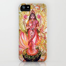 Lakshmi - Abundance iPhone Case