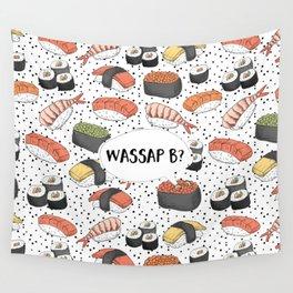 WASSAP B? Wall Tapestry