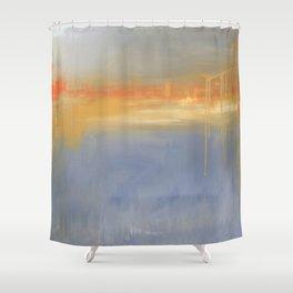 FiRE iSLAND Shower Curtain