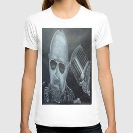 Rob Halford, Judas Priest T-shirt