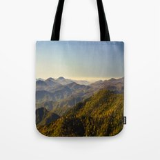 As far as the eye can see...  Tote Bag
