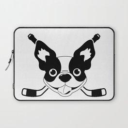 Boston Terriers Hockey Laptop Sleeve