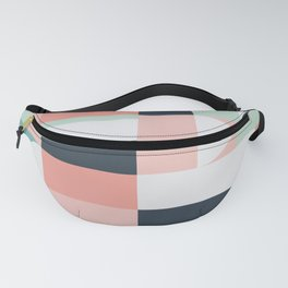 Abstract Geometric 08 Fanny Pack