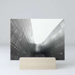 Dongdaemun Design Plaza by Zaha Hadid architect | Seoul | III Mini Art Print