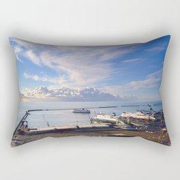 Dover Docks Rectangular Pillow