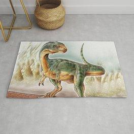 Lost dinosaur Rug