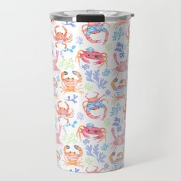 pirate crabs Travel Mug