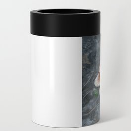 Family of mushrooms by Teresa Thompson Can Cooler