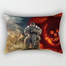 Gears Of War 07 Rectangular Pillow