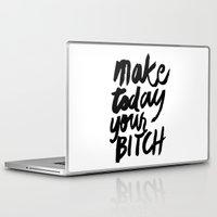 motivation Laptop & iPad Skins featuring Motivation by Motivational