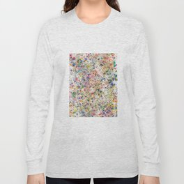 Abstract Artwork Colourful #7 Long Sleeve T-shirt