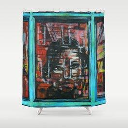 Creep | 2015 Shower Curtain