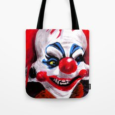It Was Not A Circus Tent, It Was Something Else Tote Bag