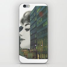 Private eyes iPhone & iPod Skin