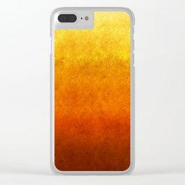 """Sabana Dawn Light"" Clear iPhone Case"