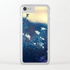 Peaceful Evening Clear iPhone Case