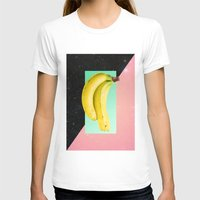 eat T-shirts featuring Eat Banana by Danny Ivan
