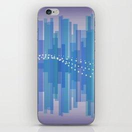 Blasting Waves iPhone Skin