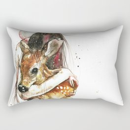 guess I still need your tender touch.. Rectangular Pillow