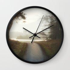 Ireland Path Wall Clock