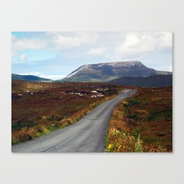 Muckish Mountain Canvas Print