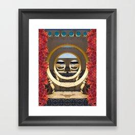The Secret Portal Framed Art Print