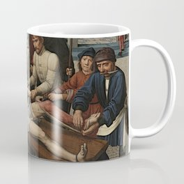 The Judgment of Cambyses Coffee Mug