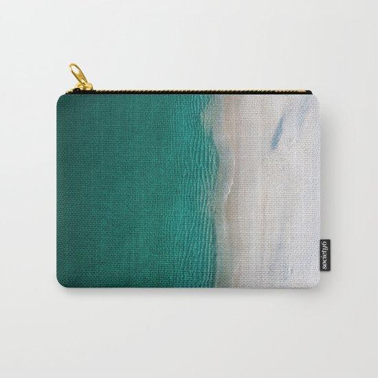 Fantastic Ocean Beach Carry-All Pouch