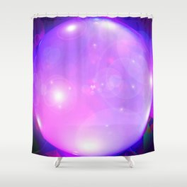 Sphere No. 02 Shower Curtain