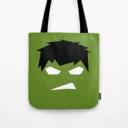 The Hulk Superhero Tote Bag