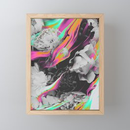 CORNERSTONE II Framed Mini Art Print