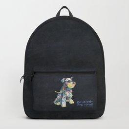 Miniature Schnauzer Backpack
