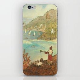 Provincial Polynesia iPhone Skin