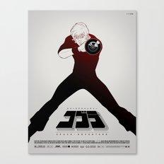 FILM Nº001 Canvas Print