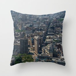 Landscape Photography by Chunlea Ju Throw Pillow