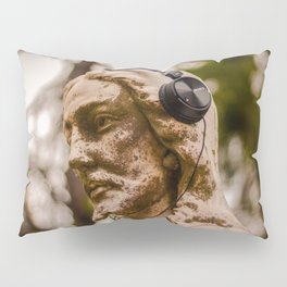 Jesus rocks (out) Pillow Sham
