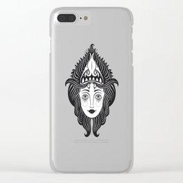 She Devil Clear iPhone Case