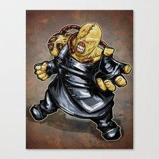 Nemesis: Resident Evil Canvas Print
